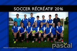 Ville de Saint-Pascal St-Pascal Soccer