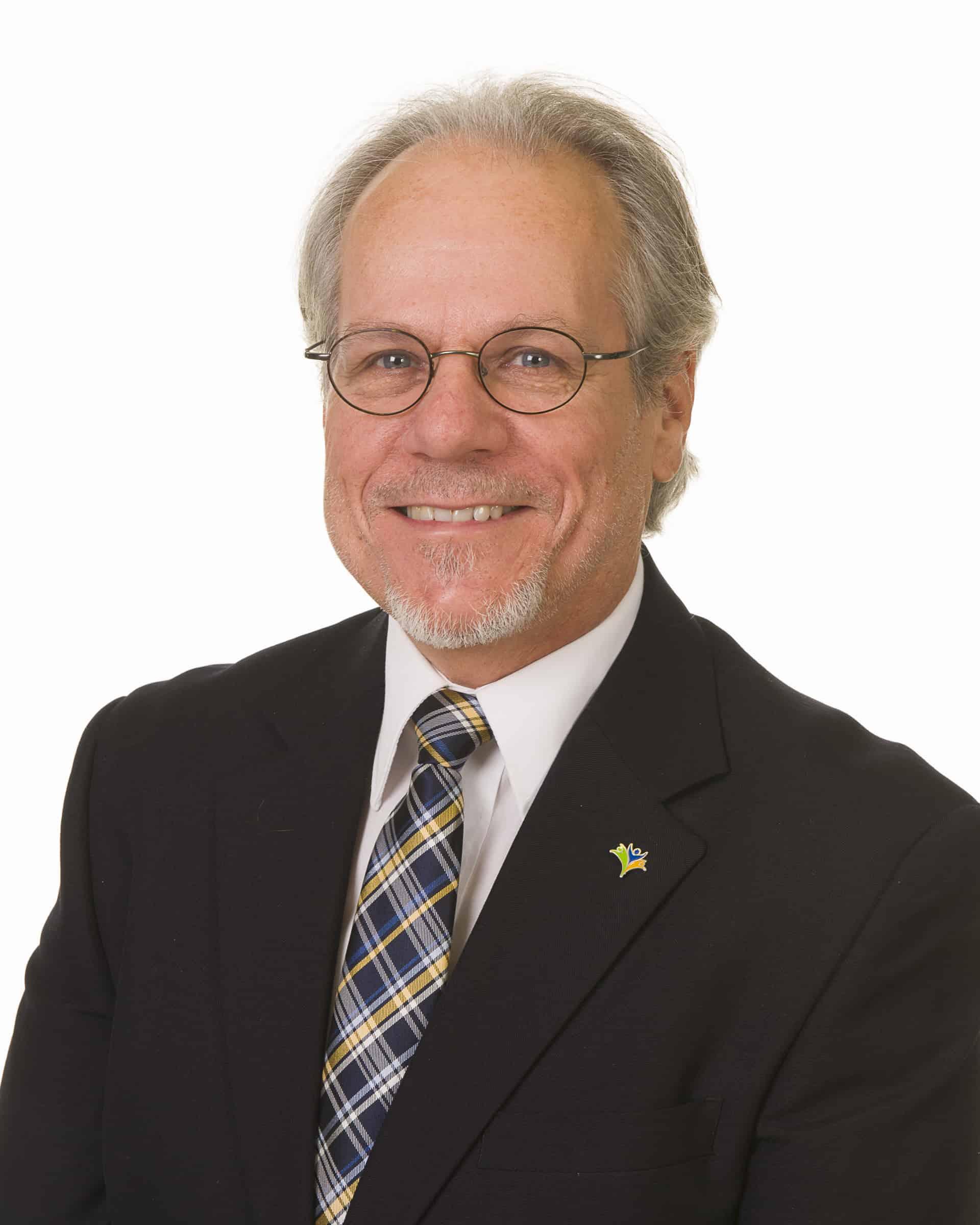 Rénald Bernier, maire