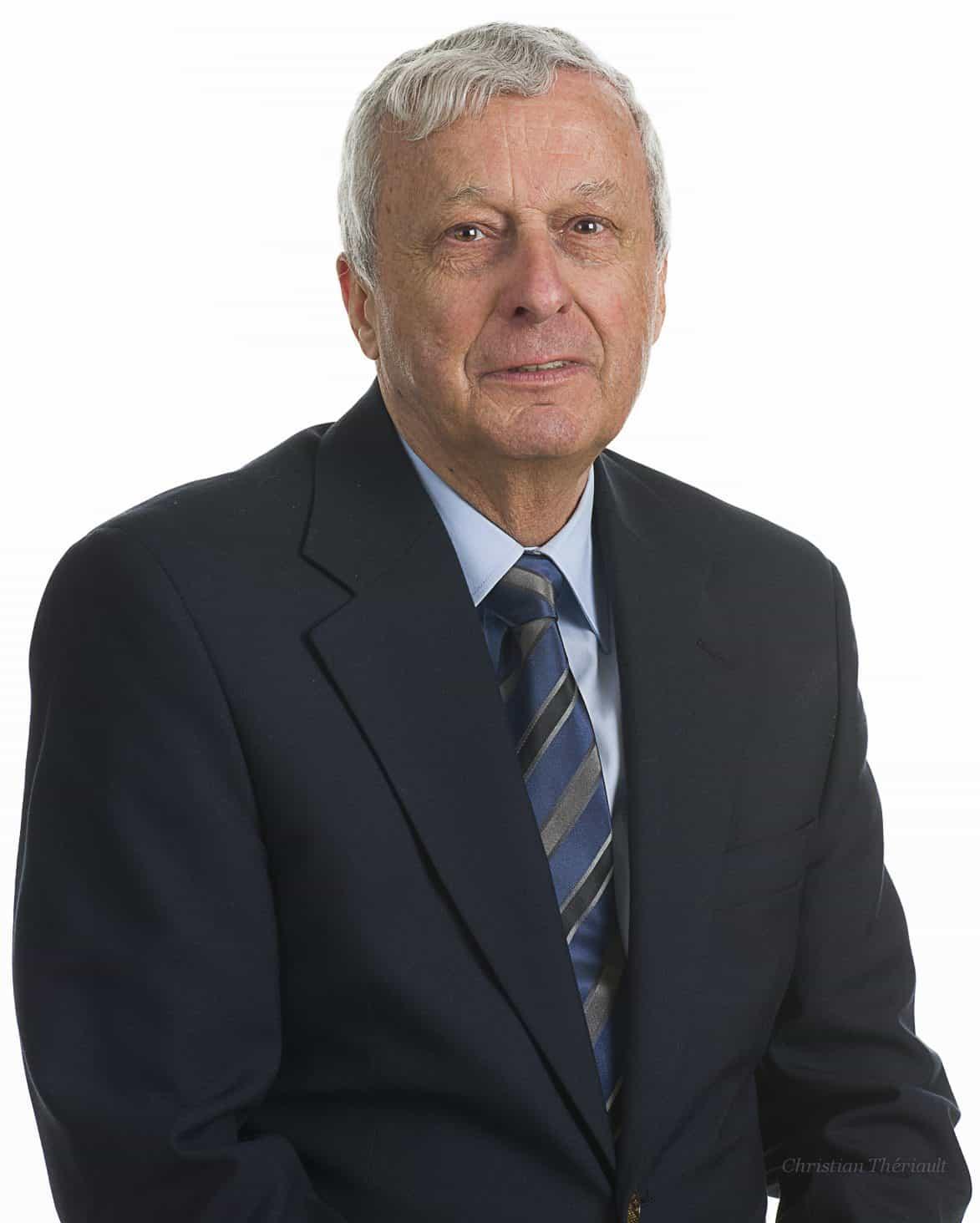 Réjean Pelletier, Conseiller, siège 3