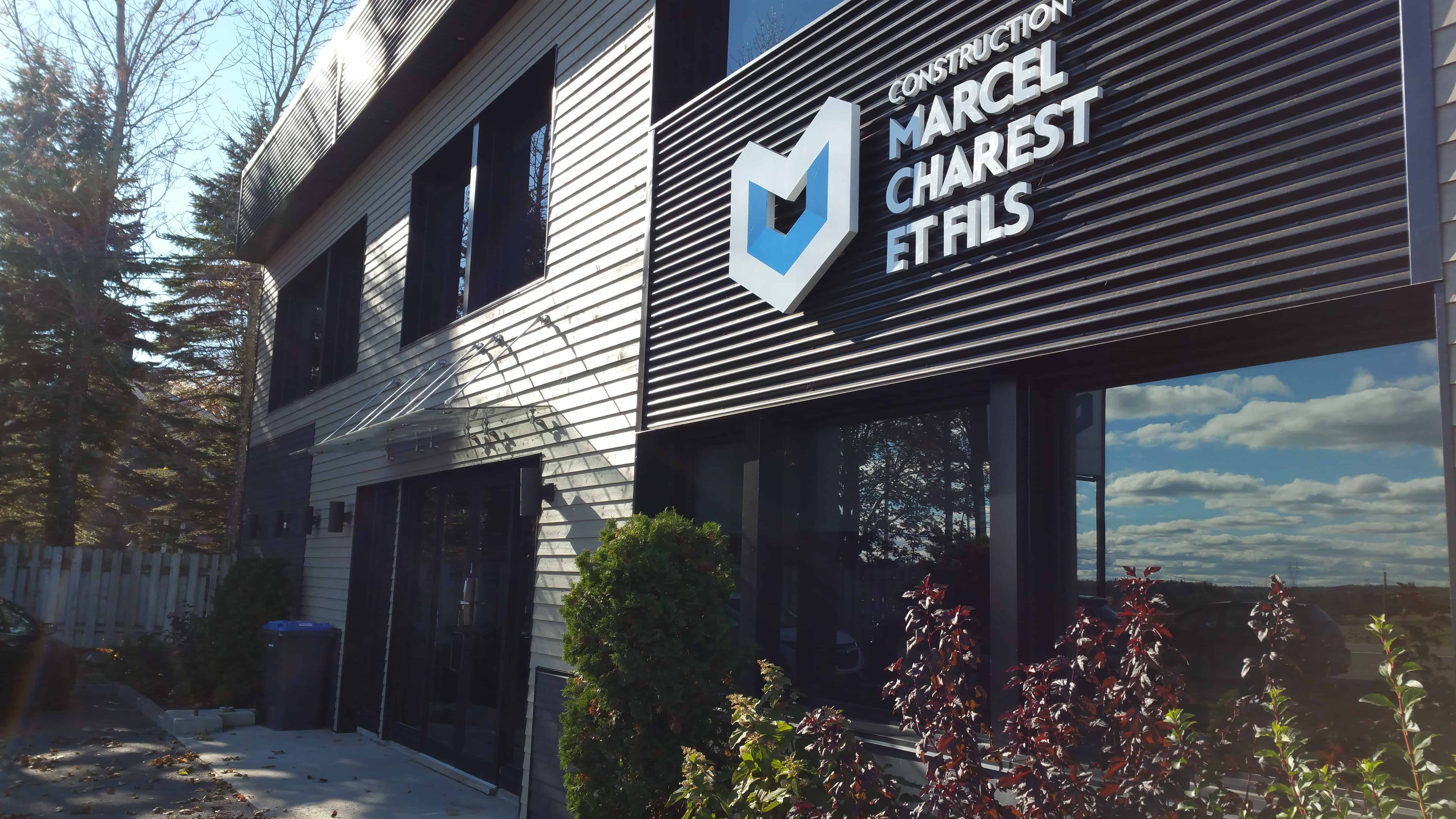 Construction Marcel Charest & Fils