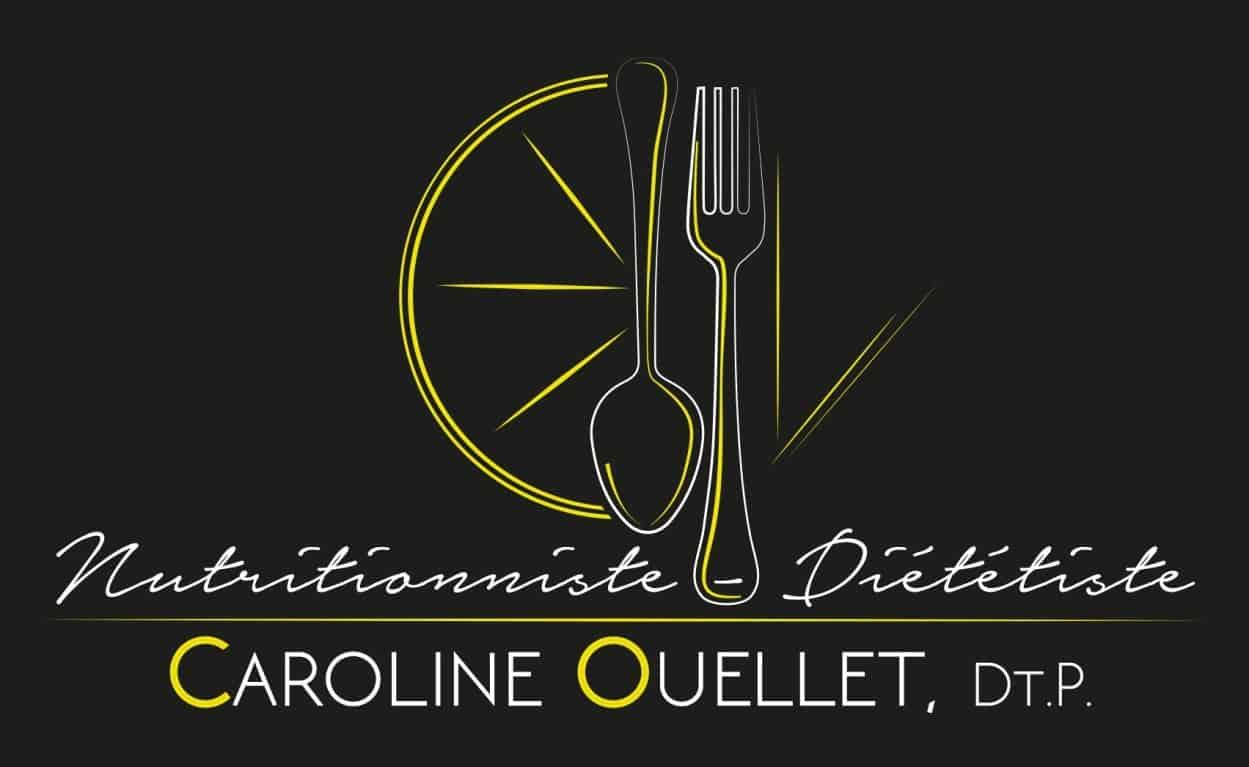 Caroline Ouellet, nutritionniste
