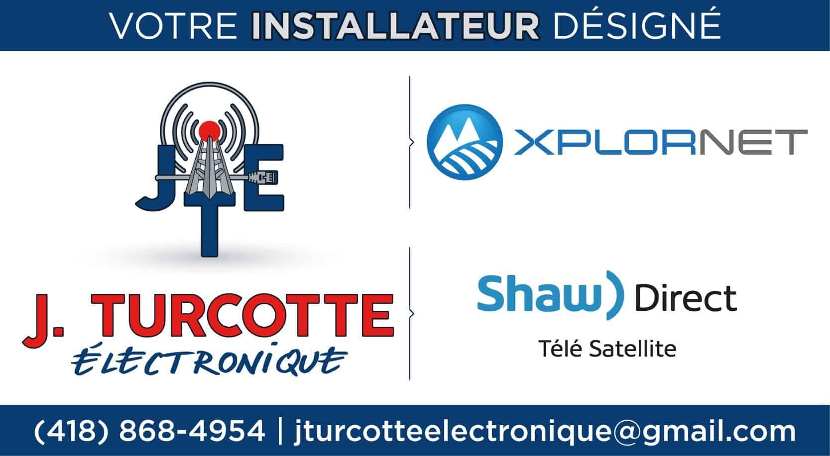 J Turcotte Électronique
