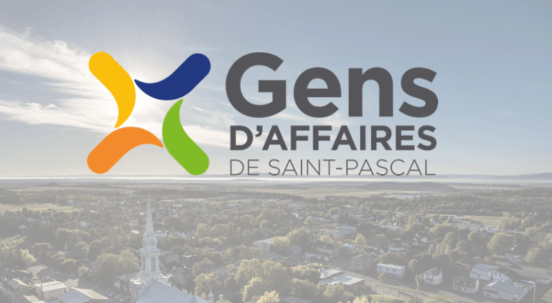 Gens d'affaires Saint-Pascal